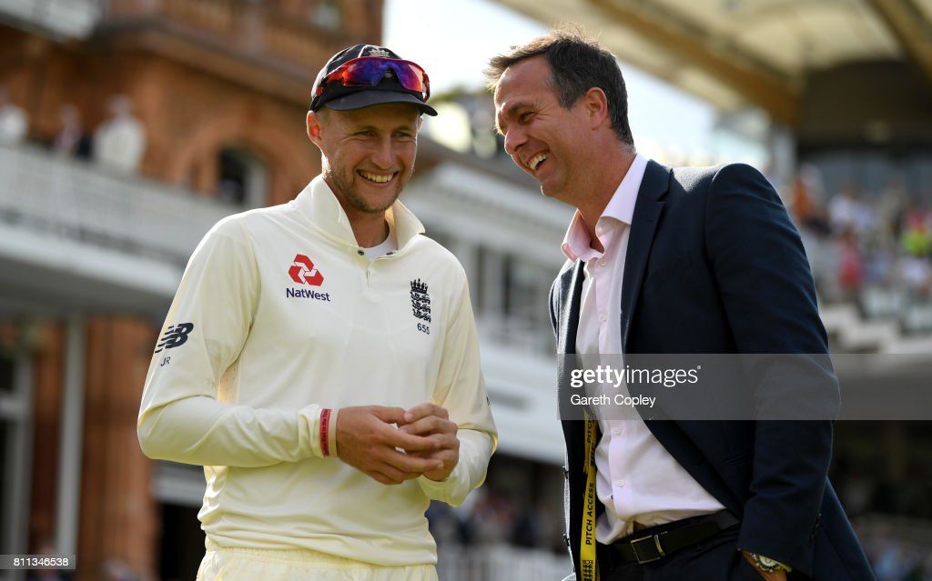 England v South Africa - 1st Investec Test: Day Four