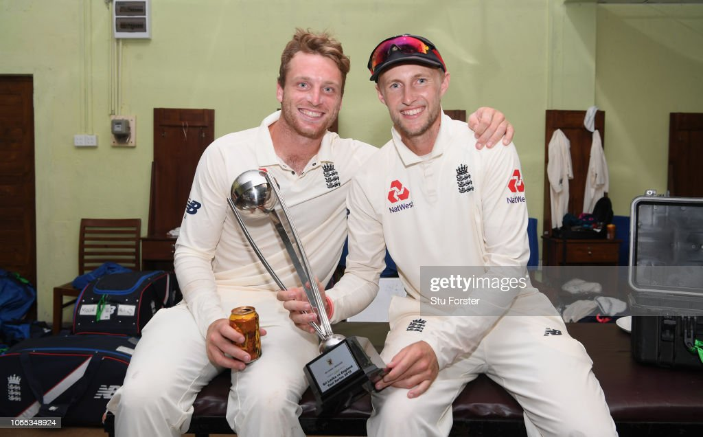 Sri Lanka v England: Third Test - Day Four : News Photo