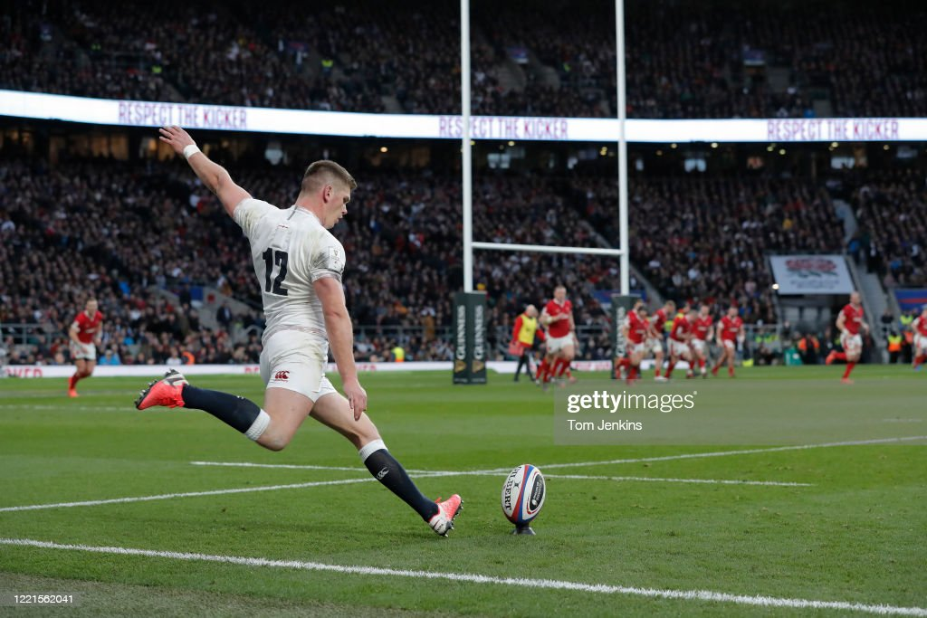 England v Wales Six Nations rugby union international : News Photo