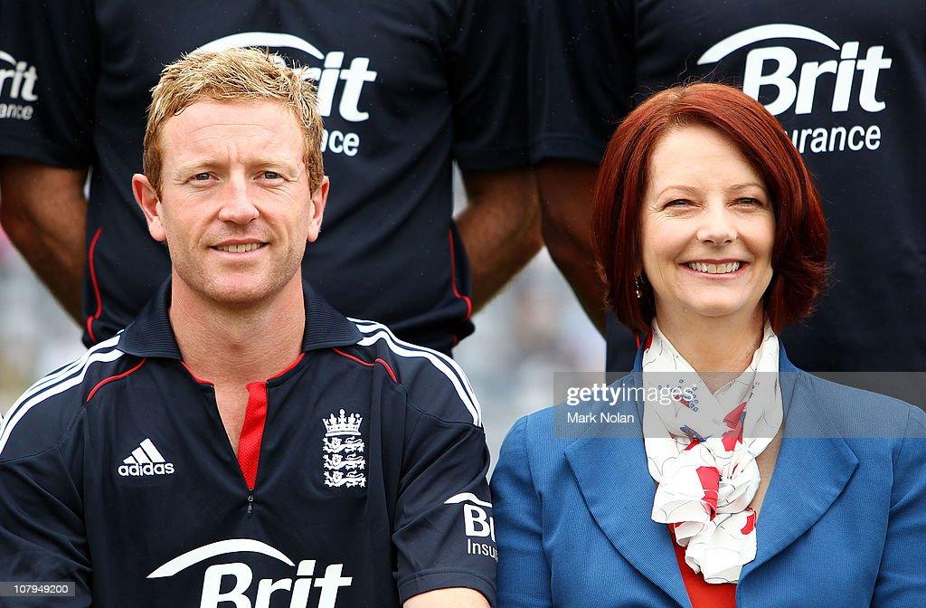 Australian PM's XI v England - Tour Match