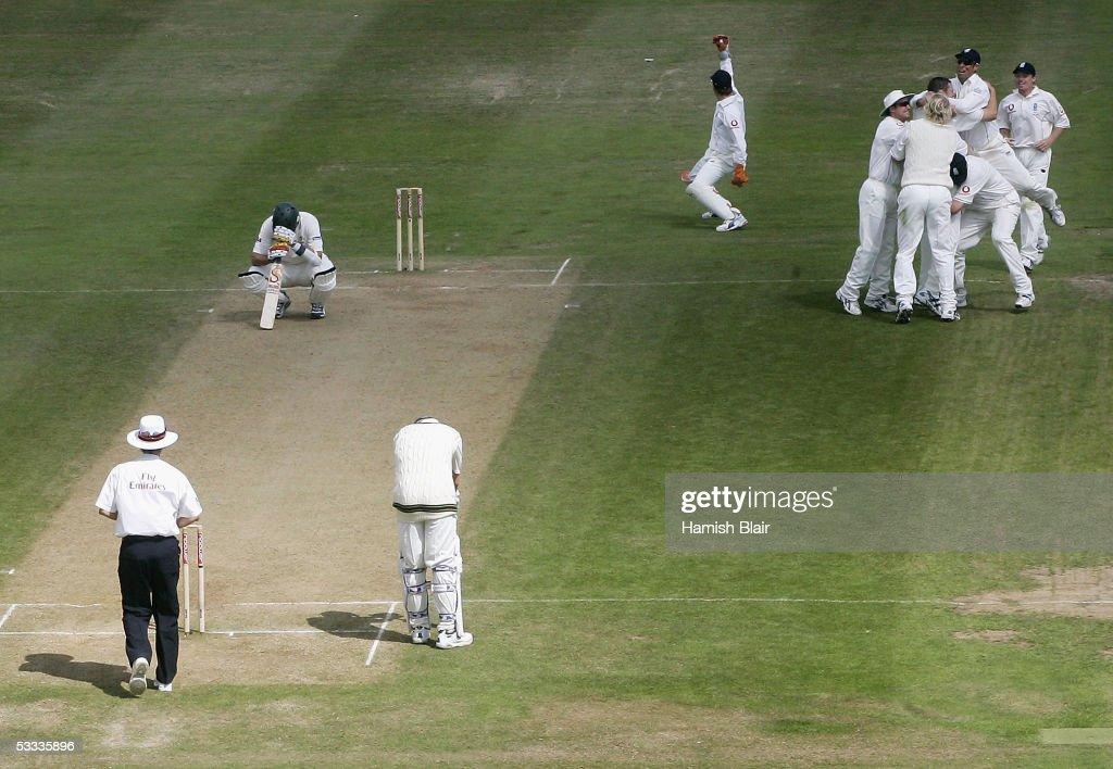 Second Test: England v Australia : News Photo