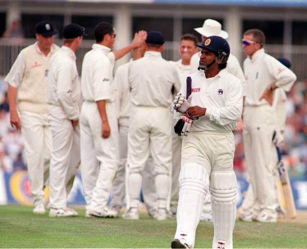 Cricket Ranatunga Walks Pictures Getty Images