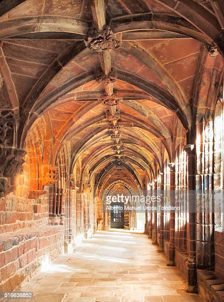 England, Chester Cathedral