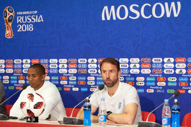 England Press Conference: 2018 FIFA World Cup Russia
