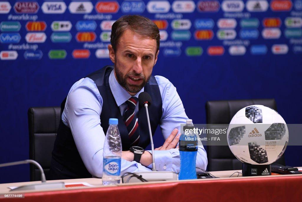England v Belgium: Group G - 2018 FIFA World Cup Russia : News Photo