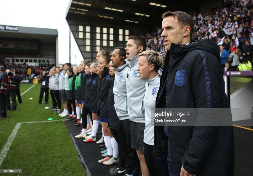 England Women v Brazil Women - International Friendly : News Photo