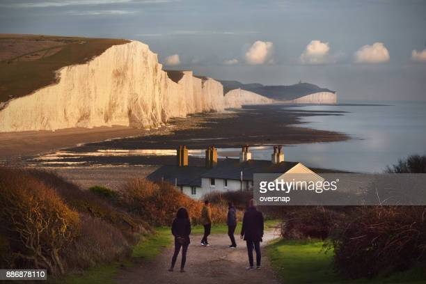 England coastal path