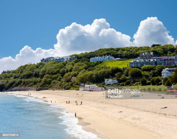 UK, England, Cornwall, St Ives, Porthminster Beach
