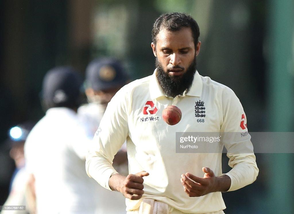 England v Sri Lanka 3rd Test Match - Day 2 : News Photo