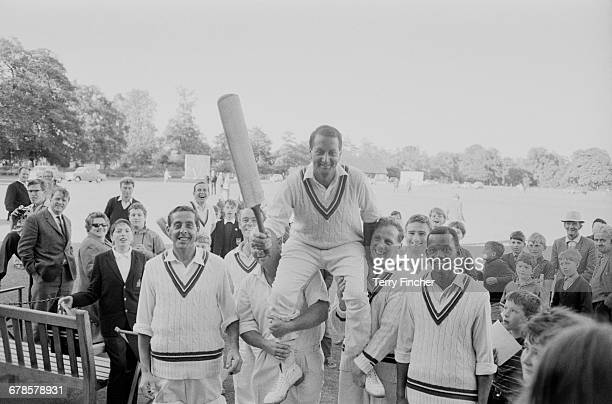 England cricketer Basil D'Oliveira of Worcestershire is picked for the England cricket team 29th May 1966