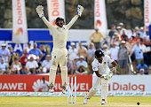 england cricketer ben foakes l appeals
