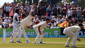 england cricketer ben stokes 2l delivers