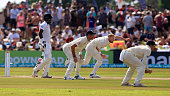 england cricketer ben stokes 3l delivers