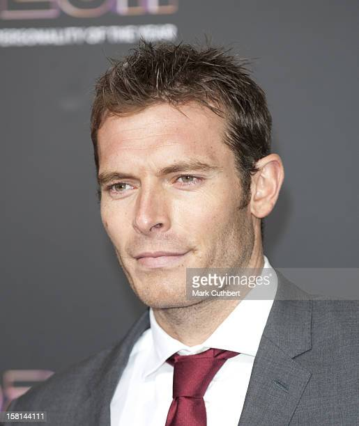 England Cricketer Chris Tremlett Arriving For The Sports Personality Of The Year Awards 2011, At Mediacityuk, Salford, Manchester.