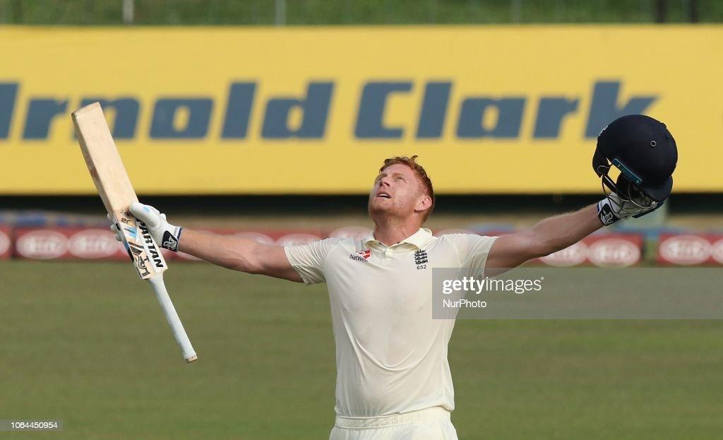 England v Sri Lanka - 3rd Test Match First Day : News Photo