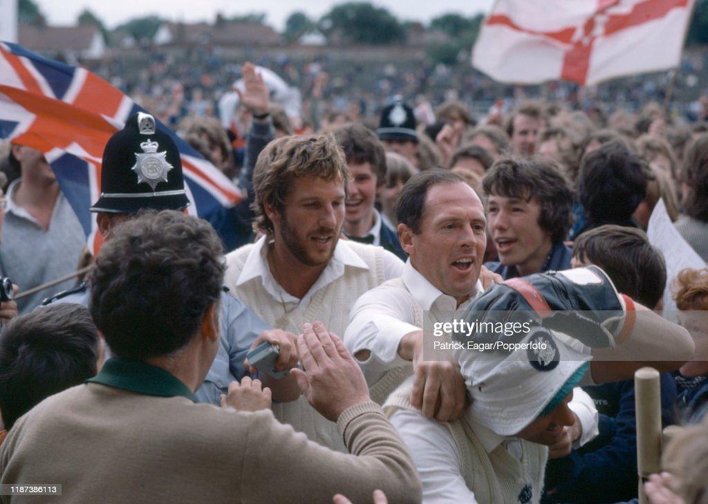 3rd Test Match - England v Australia : News Photo
