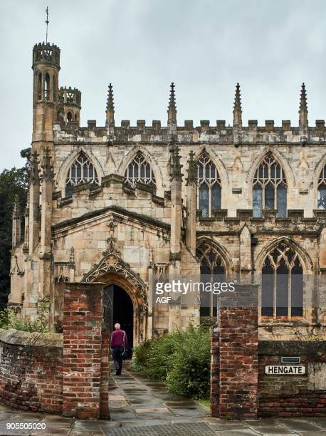 England East Riding of Yorkshire Beverley Villagestmary Church Historic Church