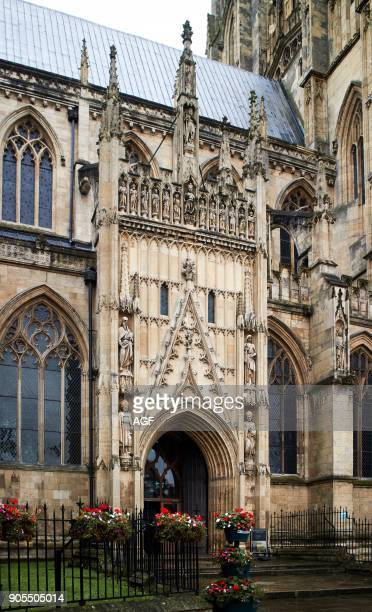 England East Riding of Yorkshire Beverleythe Minster Gothic Anglican Cathedral