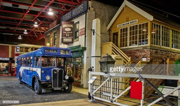 England East Riding of Yorkshire Kingston Upon Hull City The Museums Quarter Streetlife Transport Museum