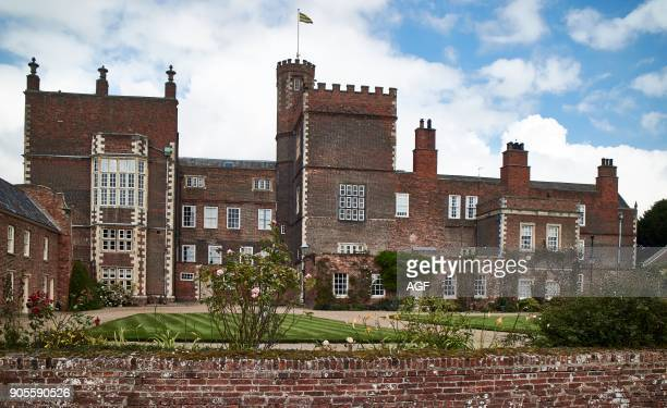 England East Riding of Yorkshire Skirlaugh area Burton Constable Hall large Elizabethan country house in a park with an area of 300 acres