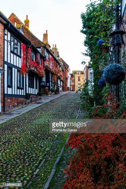 England, East Sussex, Rye, Mermaid Street, The Mermaid Inn Hotel and Pub, 30064342.