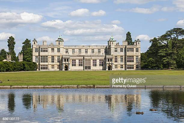 England Essex Saffron Walden Audley End House