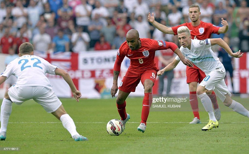 FBL-EURO-2016-SLO-ENG : News Photo
