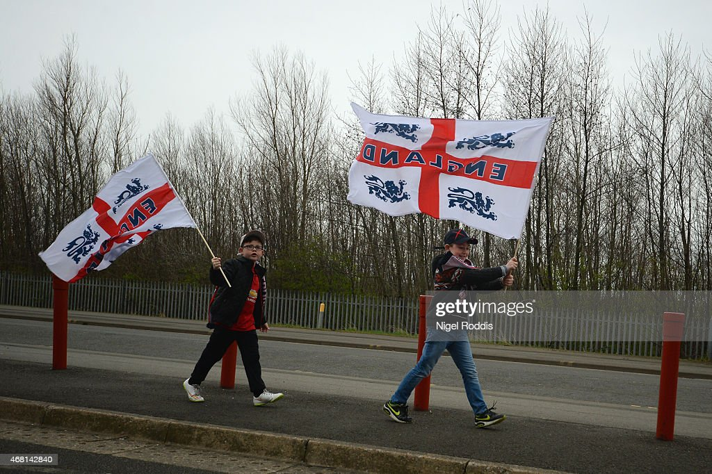 U21 England v U21 Germany - International Friendly : News Photo