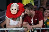 gold coast australia england fans show