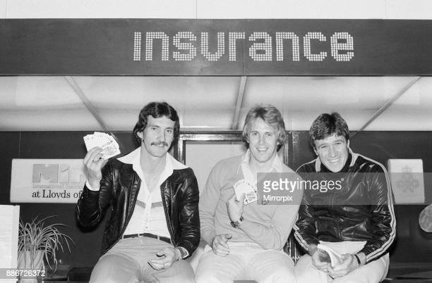 England Football Team at London Heathrow Airport prior to leaving for Luxembourg where they play their 2nd leg world cup qualifier pictured Monday...