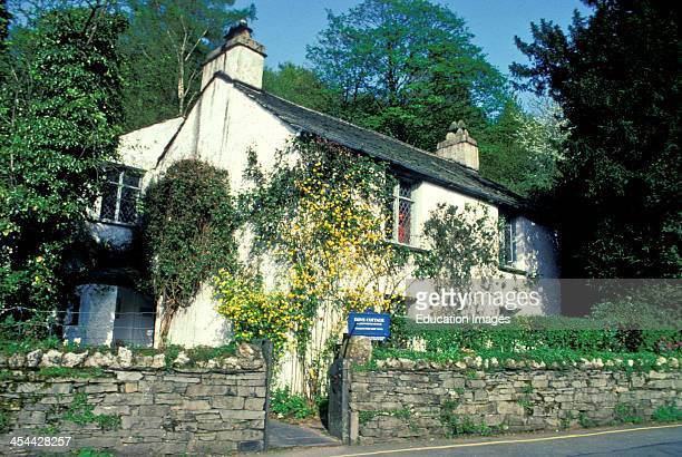 England Grasmere Dove Cottage Home Of William Wordsworth