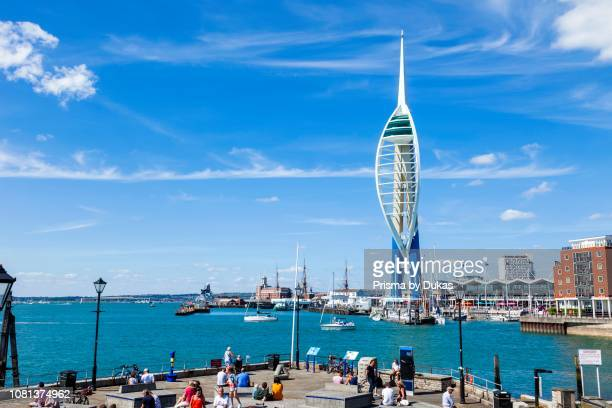 England Hampshire Portsmouth Spinnaker Tower