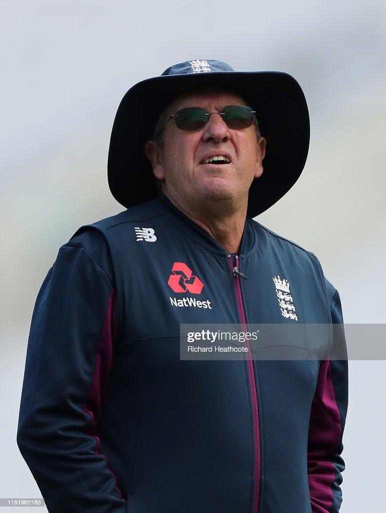 GBR: England v Afghanistan – ICC Cricket World Cup 2019 Warm Up