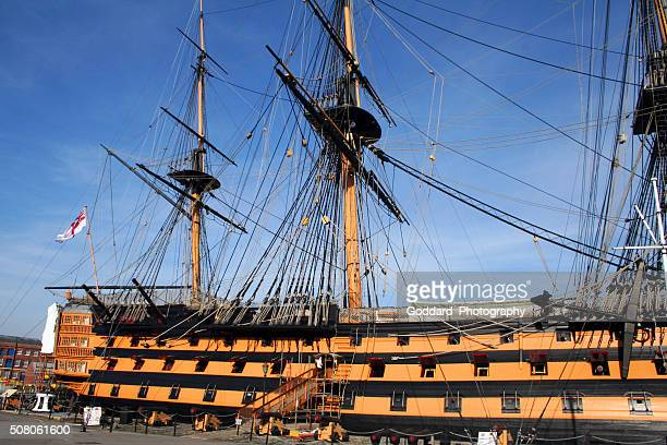 England: HMS Victory at Portsmouth
