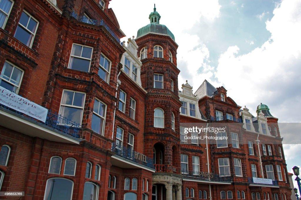 England Hotel De Paris In Cromer Norfolk Stock Photo - Getty