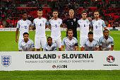 England v Slovenia - FIFA 2018 World Cup Qualifier