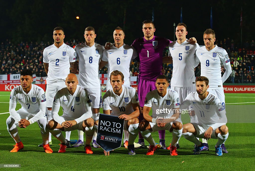 Lithuania v England - UEFA EURO 2016 Qualifier : News Photo