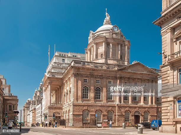 england, liverpool , town hall - town hall stock pictures, royalty-free photos & images