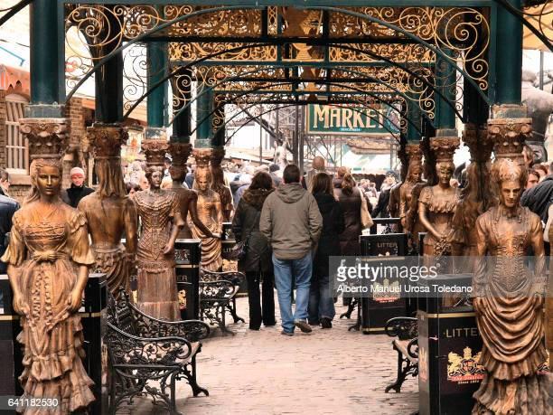England, London, Camden Lock market