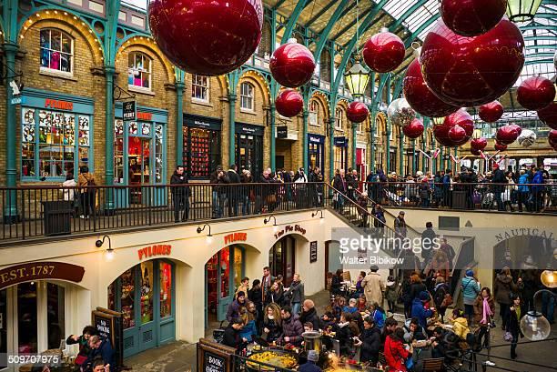 England, London, Covent Garden