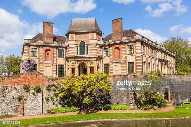 England, London, Greenwich, Eltham, Eltham Palace.