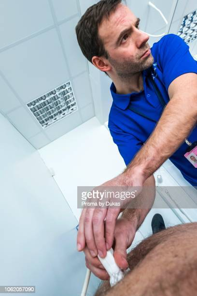 England London Guy's Hospital Ultrasound for Abdominal Aortic Aneurysm Screening