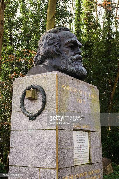 England, London, Highgate Cemetery