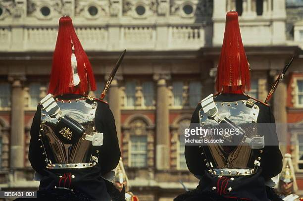 England, London, Horse Guards during the Changing of the Guards