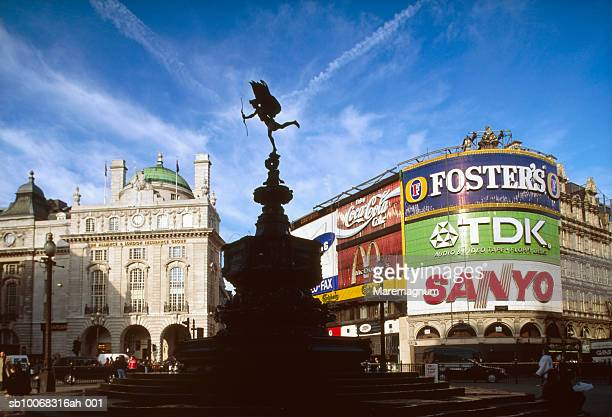 England, London, Piccadilly Circuse