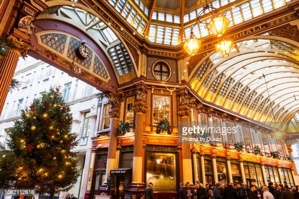 England London The City Leadenhall Market
