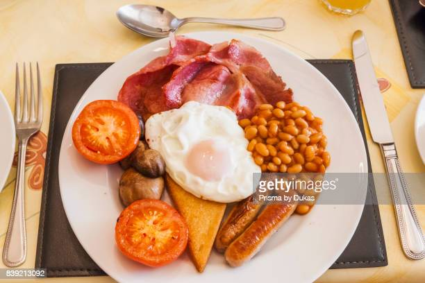 England London Traditional English Breakfast