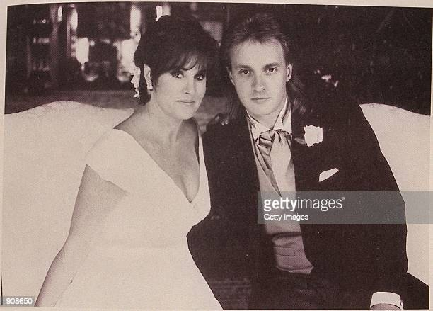 England Lorna Luft and Colin Freeman after their wedding ceremony Photo courtesy of Lorna Luft