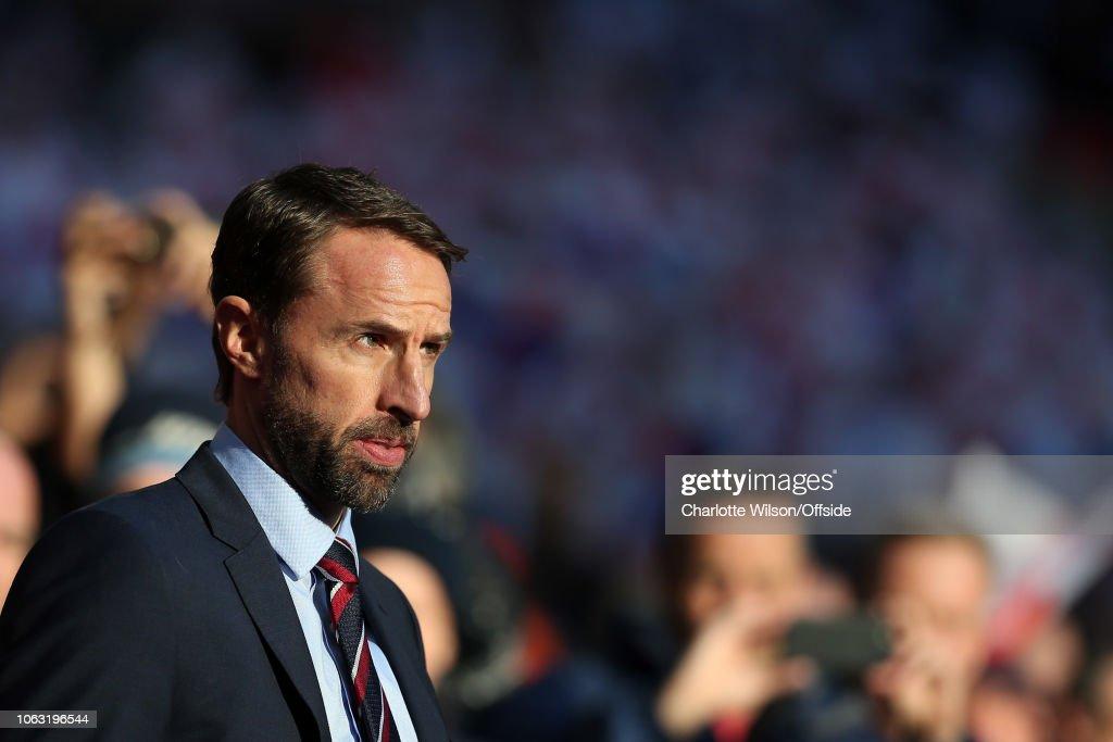 England v Croatia - UEFA Nations League A : News Photo