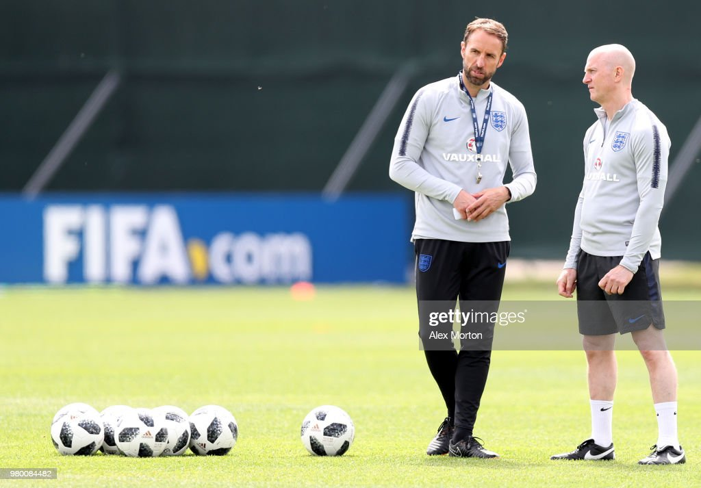 England Media Access - 2018 FIFA World Cup Russia